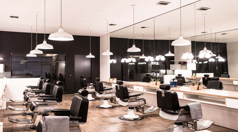 Salon Barber Shop Interior Design Nairobi Kenya